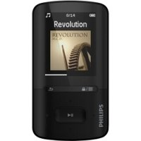 Philips GoGear vibe SA4VBE08KF (8 GB) MP3 Player