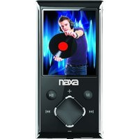 Naxa Electronics NMV-173 (4 GB) MP3 Player