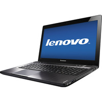 "Lenovo Y580 15.6"" PC with 1TB Hard Drive, 8GB Memory - Black (209942U) PC Notebook"