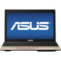 ASUS K55A-DB51 I5-3210M 2.5G 4GB 500GB DVDRW 15.6IN W7H 3MP PC Notebook