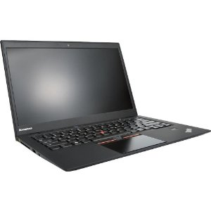 Lenovo ThinkPad X1 Carbon - Intel Core i5-3317U (3M Cache, up to 2.60 GHz) (X1CARBONBASESAP) PC Notebook