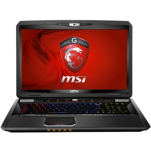 "MSI Microstar GT70 0NC-013US 17.3"" Gaming Notebook PC - Black"