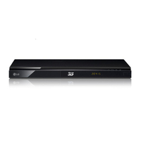 LG BP620 3D Blu-ray Player