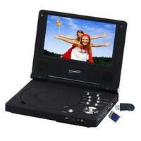Supersonic SC-178DVD Player