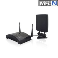Hawking Technology Hi-Gain Wireless-300N Smart Repeater Pro (HAW2R1) Pre-802.11n Wireless Adapter