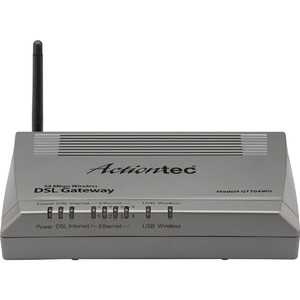 Verizon Dsl Gw Modem 802.11g Wireless Router