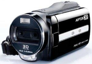 Aiptek 3D iH3 High Definitition 3D Camcorder