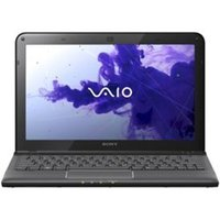 Sony Vaio E Series SVE11113FXB E2-1800 1.7G 4GB 500GB 11.6IN WL BT W7HP BLACK PC Notebook