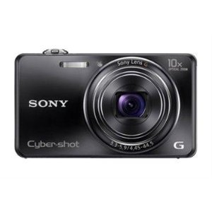 Sony Cyber-shot DSC-WX100 3D Digital Camera