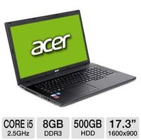 Acer TravelMate TM7750G-6826 (NXV5FAA001) PC Notebook