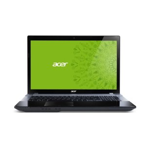 Acer Computer V3-771G-9809 17.3-Inch , Black (NXM0SAA003) PC Notebook
