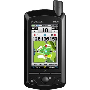 SkyCaddie SGX Golf GPS (2012 Version)