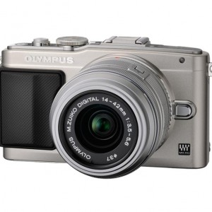 Olympus PEN E-PL5 Interchangeable Lens Digital Camera with 14-42mm Lens