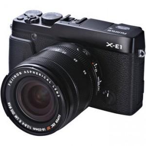Fujifilm X-E1 Compact System Digital Camera
