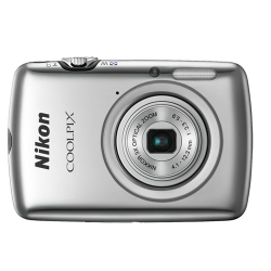 Nikon Coolpix S01 Digital Camera