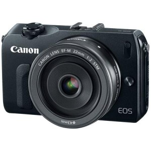Canon EOS M Compact Systems Camera