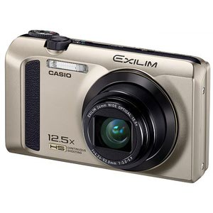 Casio Exilim EX-ZR300 Digital Camera