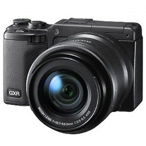 Ricoh GXR A16 With 24-85mm lens