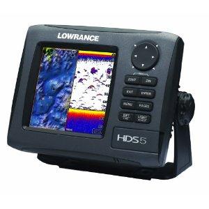 Lowrance HDS-5 GEN2