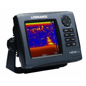Lowrance HDS-5x GEN2