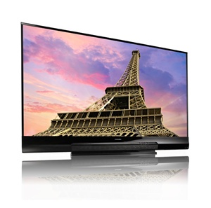 Mitsubishi WD-82842 82 in. Class 3D Home Cinema TV
