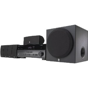 Yamaha YHT-597 Theater System