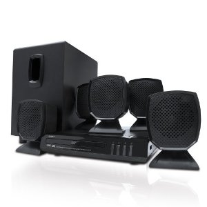 Coby DVD760 Theater System