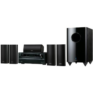 Onkyo HT-S7409 Theater System with Wireless Speakers