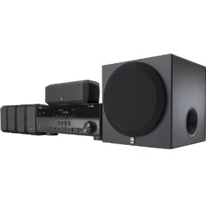 Yamaha YHT-397 Theater System