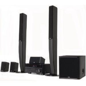 Yamaha YHT-697 Home Theater System