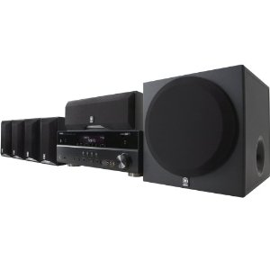 Yamaha YHT-595BL Home Theater System
