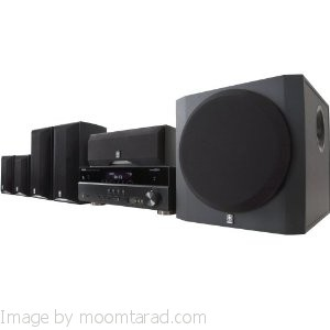 Yamaha YHT-695BL Home Theater System
