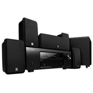 Denon DHT-1513BA Home Theater System