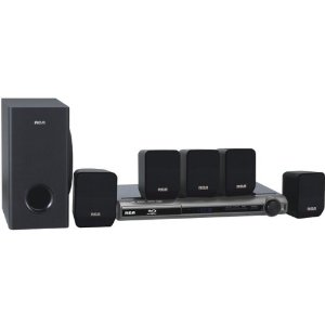 RCA RTB1016  Home Theater System