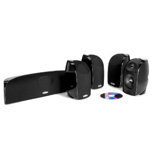 Polk Audio TL350 Home Theater System