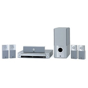 Yamaha DVXC300 Home Theater System