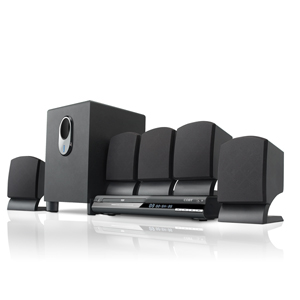 Coby Electronics Dvd765  Dvd Home Theater