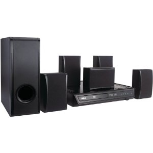 RCA  RTD396 Home Theater System