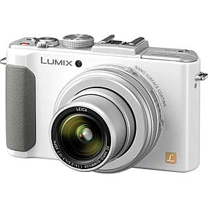 Panasonic Lumix DMC-LX7W Digital Camera