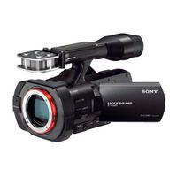 Sony NEX-VG900 (64 GB) Camcorder