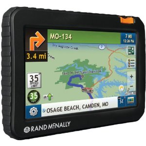 Rand McNally TripMaker RVND 7720  GPS Receiver