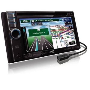 JVC Regular KW-NT500HDT GPS Receiver