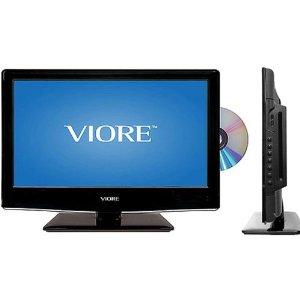 """Viore LED19VH55D 19"""" TV/DVD Combo"""