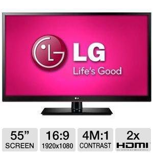 LG 55LS4500 LCD TV