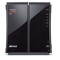 Buffalo Technology N600  WZR-600DHP Gigabit Dual Band Wireless Router