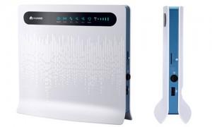 Huawei Technologies Huawei B593 4G LTE CPE Router