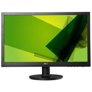 AOC E2460SWHU Monitor