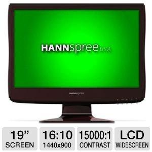 Hannspree SM198DPR 19 inch Monitor