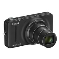 Nikon COOLPIX S9200 3D Digital Camera