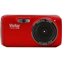 Vivitar ViviCam S130 Digital Camera